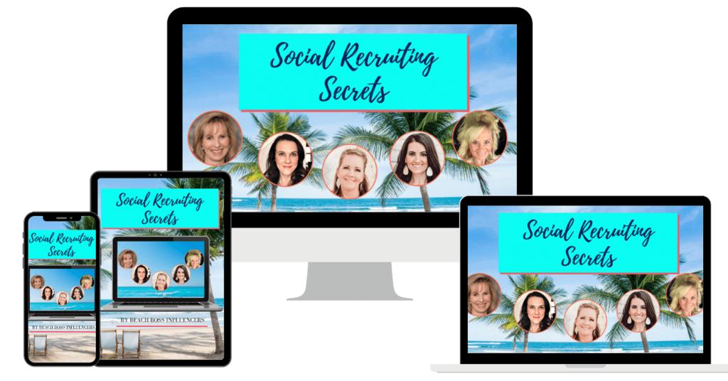 Social Recruiting Secrets