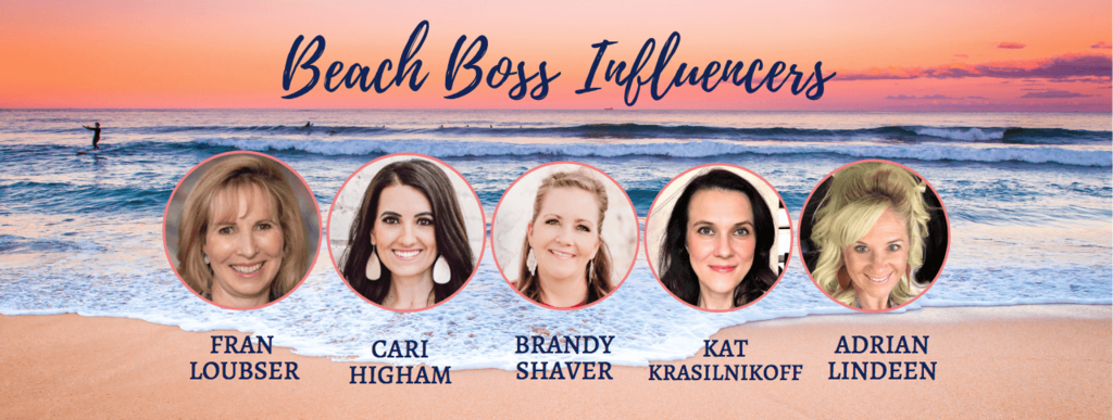 Beach Boss Influencers Club